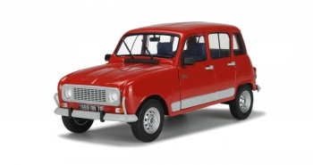 RENAULT 4L CLAN - ROUGE - 1978