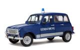 RENAULT 4L GTL - GENDARMERIE - 1978