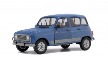 RENAULT 4L CLAN - BLEU ARDOISE - 1989
