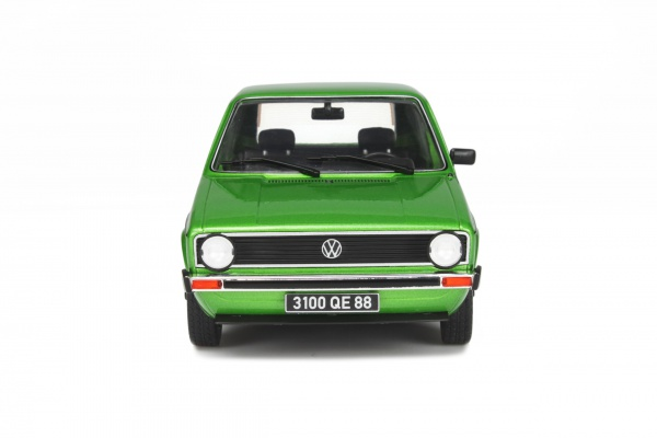 VOLKSWAGEN GOLF L - VIPER GREEN - 1983