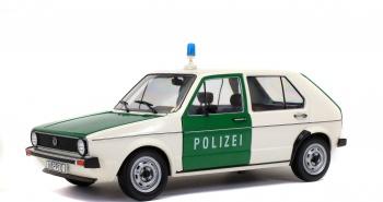 VOLKSWAGEN GOLF L - POLIZEI