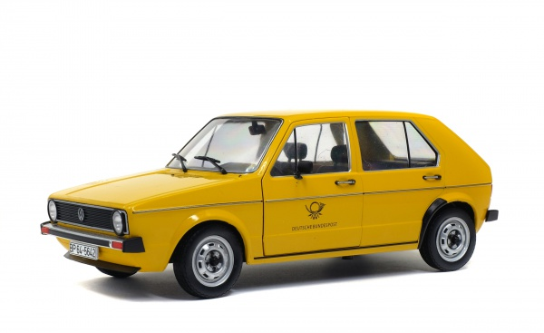 VOLKSWAGEN GOLF L - DEUTSCHE BUNDESPOST