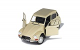 CITROEN DYANE 6 - BEIGE COLORADO - 1967