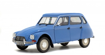 CITROEN DYANE 6 - BLEU MYOSOTIS - 1974