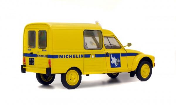 CITROEN ACADIANE - MICHELIN - 1984