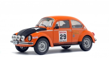 VOLKSWAGEN BEETLE 1303 - SCCA (Sports Car Club of America) RALLY SERIES - 1980