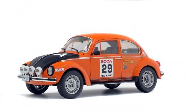 VOLKSWAGEN BEETLE 1303 - SCCA (Sports Car Club of America) RALLY SERIES - 1980