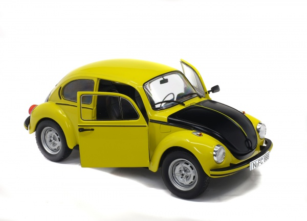 VOLKSWAGEN BEETLE 1303 - GSR (2ND EDITION) - 1974