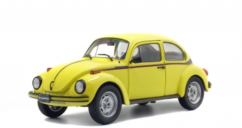 VW BEETLE SPORT - BRILLANT GELB - 1974