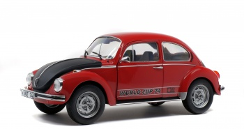 VOLKSWAGEN - BEETLE 1303 - WORLD CUP EDITION 1974 - RED