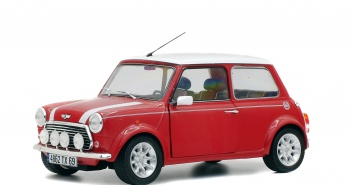 MINI COOPER SPORT - NIGHTFIRE RED - 1997