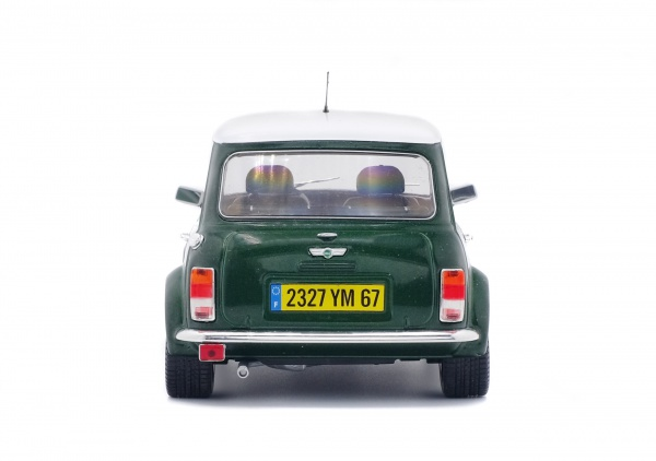 MINI COOPER SPORT - BRITISH RACING GREEN - 1997