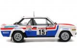 FIAT 131 - TOUR DE CORSE 1979 - M.MOUTON #15