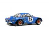 ALPINE A110 1800 - RALLY MONTECARLO 1973 - JC.ANDRUET #18