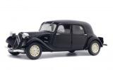 CITROEN TRACTION 11B - NOIR - 1937