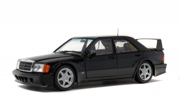 MERCEDES 190 EVO II (W201) - BLACK - 1990