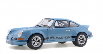 PORSCHE 911 RSR - GULF BLUE - 1973