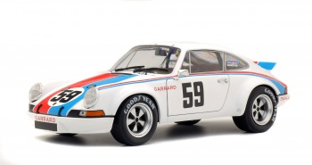 PORSCHE 911 RSR - 24H OF DAYTONA 1973 - GREGG/HAYWOOD #59