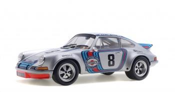 PORSCHE 911 RSR - TARGA FLORIO 1973 - H.MULLER #8