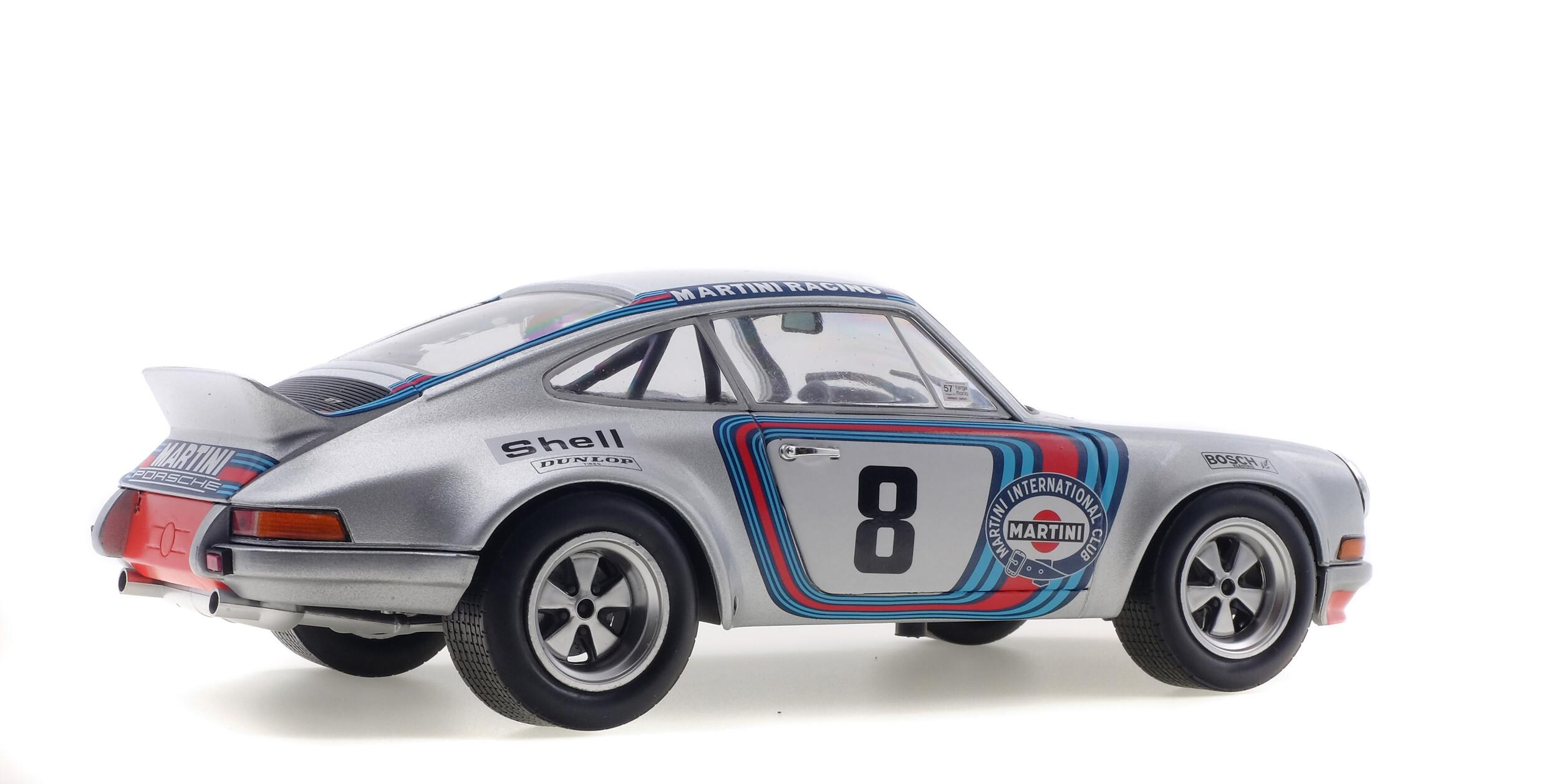Solido Porsche 911 rsr 2.7 Targa Florio 1:18-421184140 s1801104