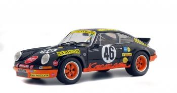 PORSCHE 911 RSR - 1000KM SPA 1973 - J.FITZPATRICK #46