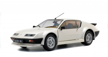 ALPINE A310 PACK GT - BLANC NACRE - 1983