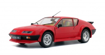 ALPINE A310 PACK GT - ROUGE TOLEDE - 1983
