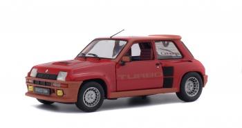 RENAULT 5 TURBO - ROUGE GRENADE - 1981