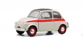 FIAT 500 - NUOVA 500 SPORT - 1965