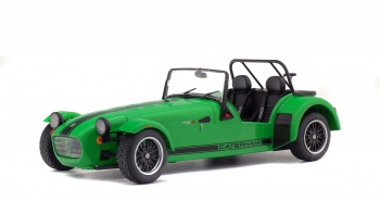 CATERHAM SEVEN 275R - GREEN METALLIC - 2014