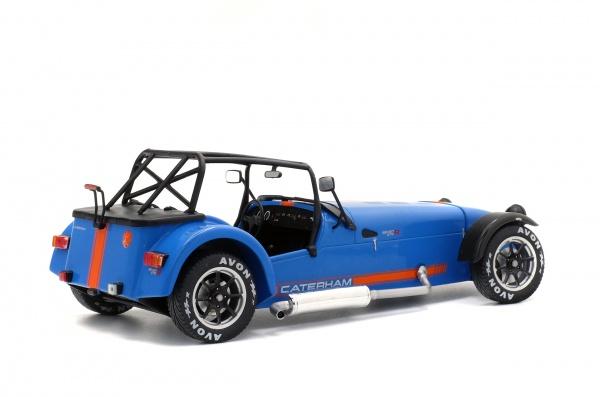 CATERHAM SEVEN 275R ACADEMY - BLUE -2014