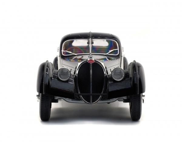 BUGATTI TYPE 57 SC ATLANTIC - BLACK - 1937