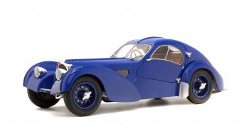 BUGATTI TYPE 57 SC ATLANTIC - DARK BLUE - 1937