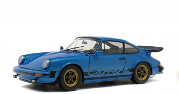 PORSCHE 911 CARRERA 3,0 COUPE - MINERVA BLUE - 1984