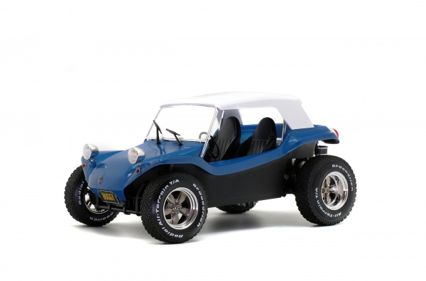 MANX MEYERS BUGGY - SOFT ROOF BLUE 1968