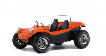 MANX MEYERS BUGGY - CONVERTIBLE ORANGE 1968