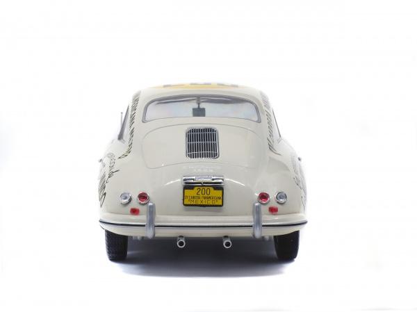 PORSCHE 356 PRE-A - CARRERA PANAMERICANA 1953 - J.EVANS #200