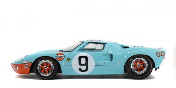 FORD GT 40 MK1 - WINNER LE MANS 1968 - P.RODRIGUEZ / L.BIANCHI #9