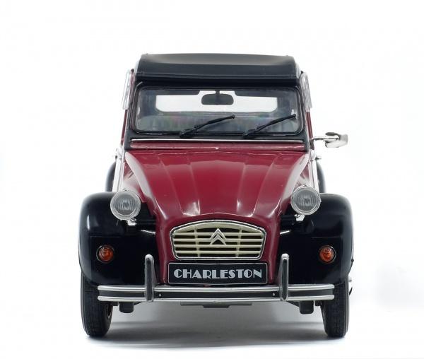 CITROEN 2CV6 - CHARLESTON - 1982