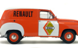 RENAULT COLORALE - FOURGON RENAULT ASSISTANCE - 1965