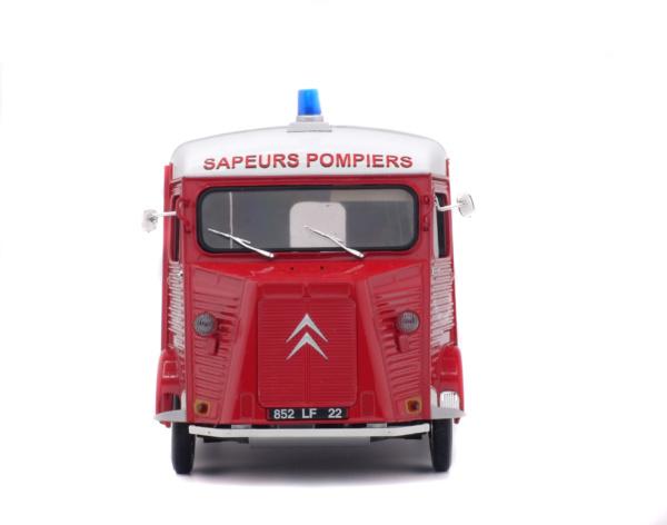 CITROEN TYPE HY - POMPIER - 1969