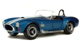 AC COBRA 427 MKII - METALLIC BLUE - 1965