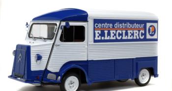 CITROEN TYPE HY - E.LECLERC CENTRE DISTRIBUTEUR - 1969