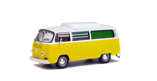 VOLKSWAGEN - T2 CAMPING CAR - 1972