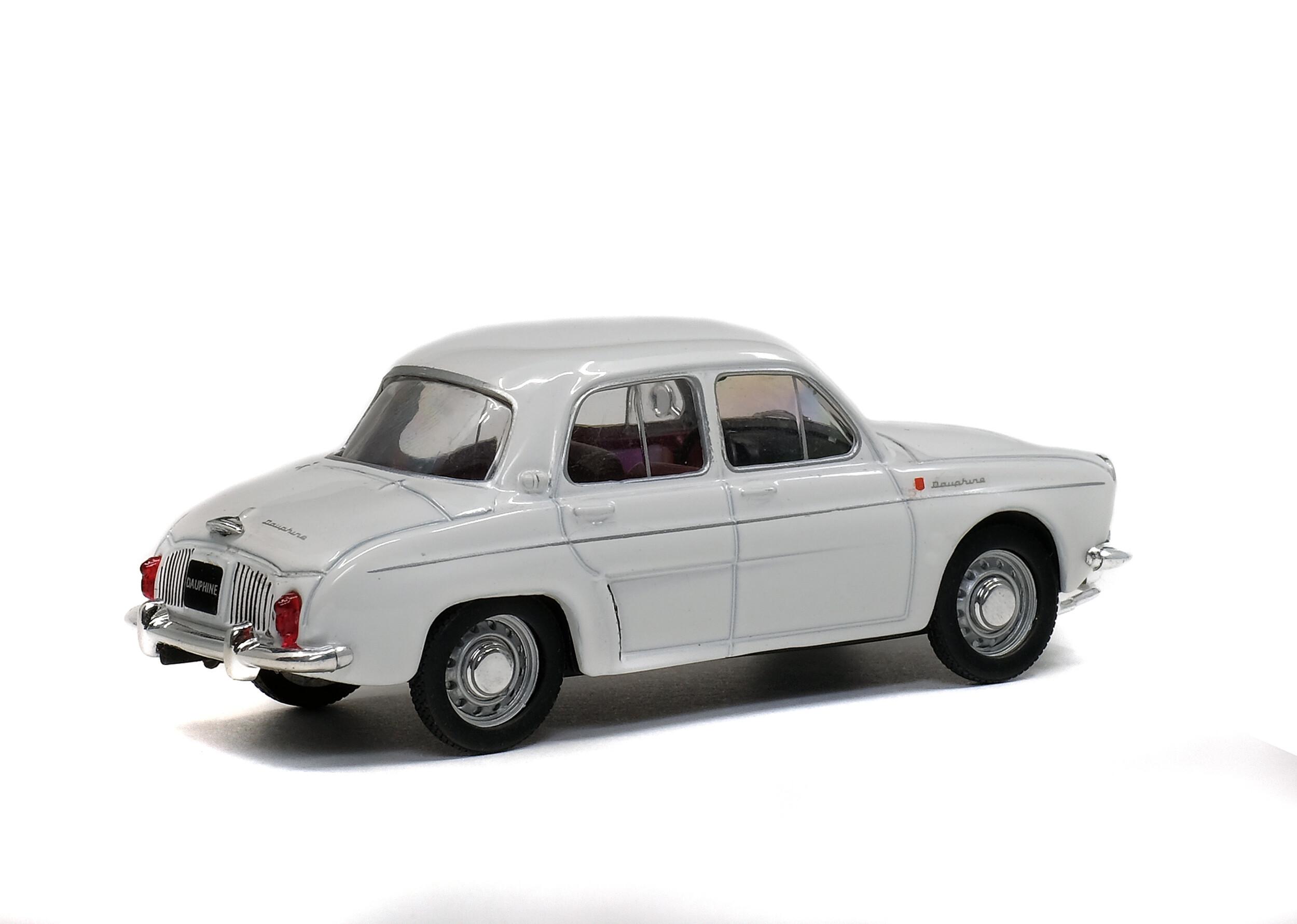 Renault Dauphine 1958 Solido