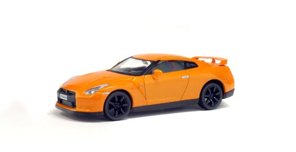 NISSAN GT-R 2007