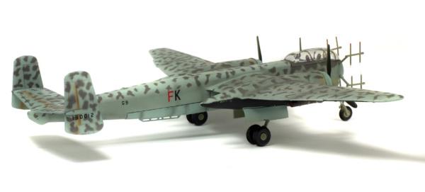 HEINKEL FLUGZEUGWERKE - HE 219 UHU - NEDERLAND 1945