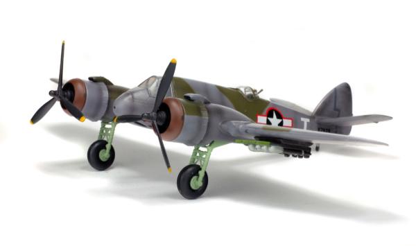 BRISTOL - BEAUFIGHTER Mk VI- CORSICA - 1944