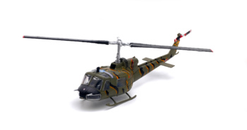 BELL - UH-1B HUEY - 117th AVIATION COMPANY - VIETNAM - 1964
