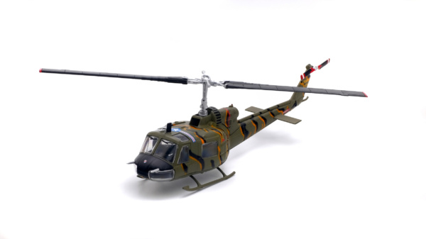 BELL - UH-1B HUEY - 117th AVIATION COMPANY - VIETNAM - 1964